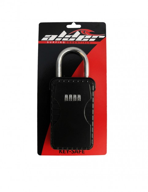Alder Lock Box 2 key safe - Black