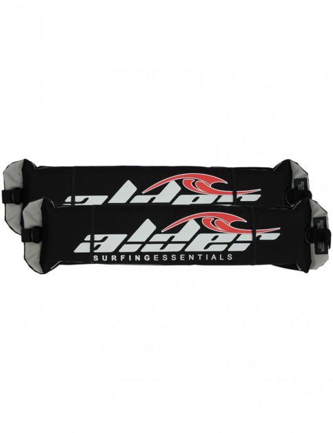 Alder Haulage Single soft rack - Black