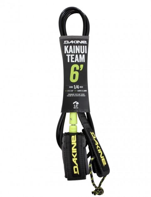 DaKine Kainui Team surfboard leash 6ft - Gunmetal