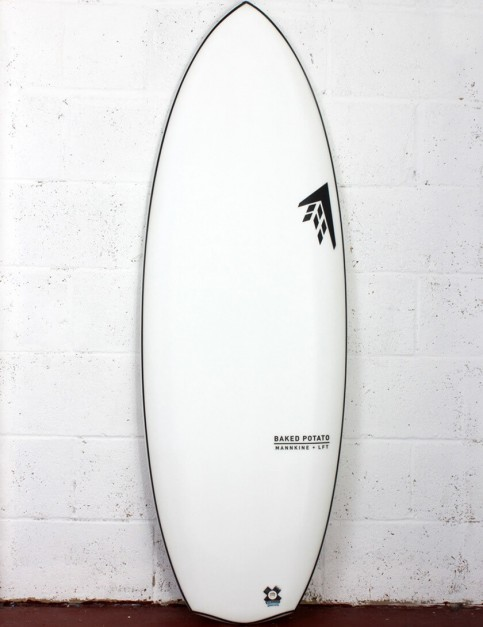 Firewire LFT Baked Potato Surfboard 5ft 11 FCS II - White