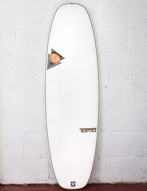 Firewire LFT Evo surfboard 5ft 1 Futures - White