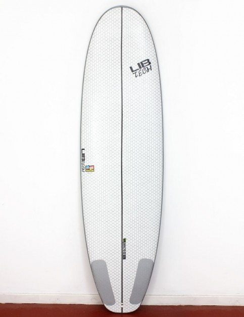 Lib Tech Pickup Stick surfboard 6ft 6 - White