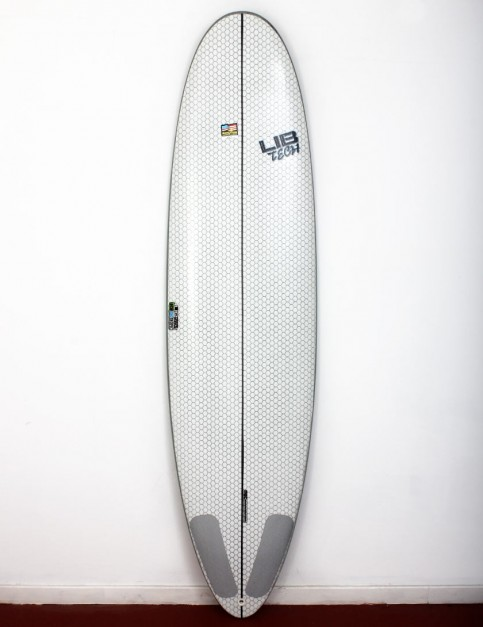 Lib Tech Pickup Stick surfboard 7ft 0 - White