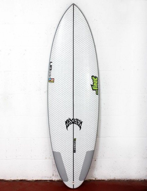 Lib Tech X Lost Quiver Killer surfboard 5ft 10 - White