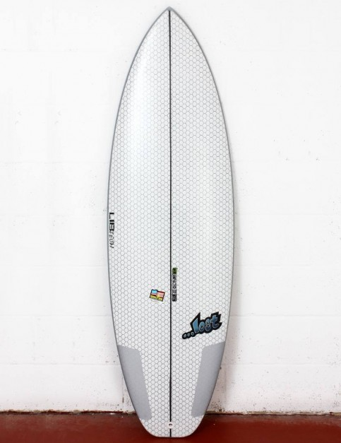 Lib Tech X Lost Puddle Jumper HP surfboard 5ft 10 - White