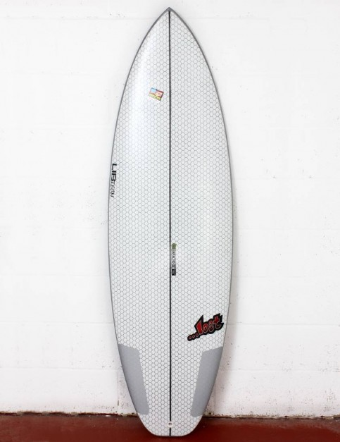 Lib Tech X Lost Puddle Jumper HP surfboard 6ft 2 - White