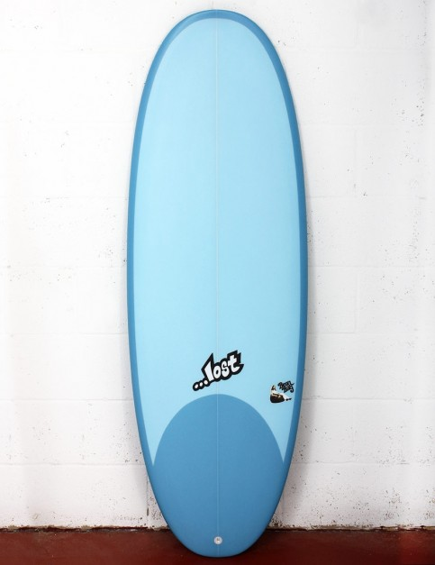 Lost Bean Bag Surfboard 5ft 8 FCS II - Blue