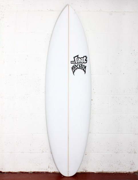 Lost Quiver Killer surfboard 6ft 1 FCS II - White