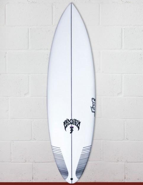 Lost Sabo Taj surfboard 6ft 2 FCS II - White