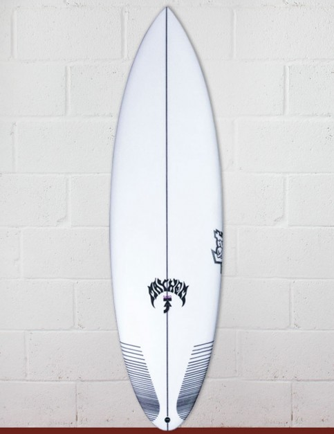 Lost Sabo Taj surfboard 6ft 0 FCS II - White
