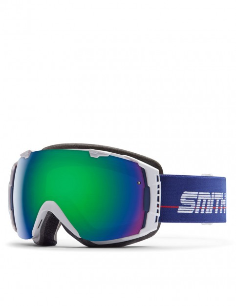 Smith I/O snow goggles - White Archive 1989