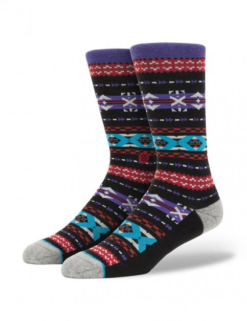 Stance Villa socks - Purple