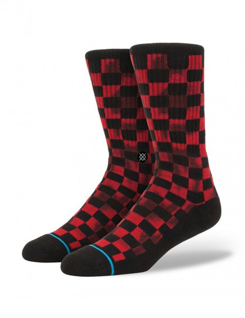 Stance Sixteen socks - Red