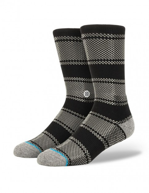 Stance Chicklet socks - Black