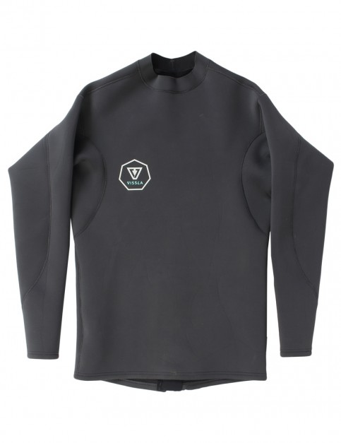 Vissla Performance Jacket Long Sleeve 2mm wetsuit 2017 - Dark Grey