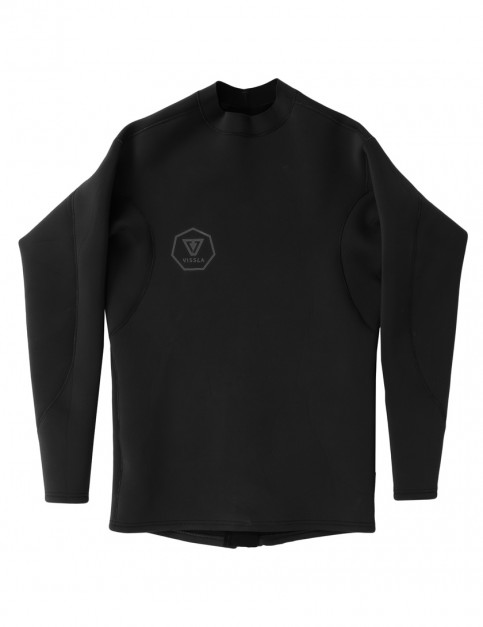 Vissla Performance Jacket Long Sleeve 2mm wetsuit 2017 - Stealth