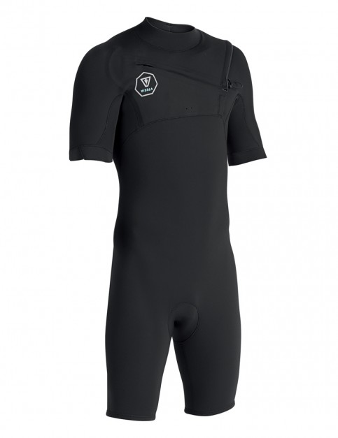 Vissla 7 Seas Shorty 2mm wetsuit 2017 - Black