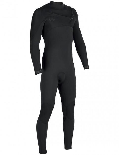 Vissla 7 Seas Chest Zip 5/4mm wetsuit 2017 - Stealth
