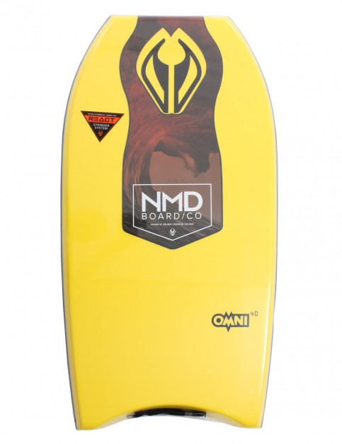 NMD Omni Bodyboard 40 inch - Yellow