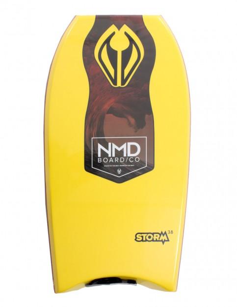 NMD Storm Bodyboard 38 inch - Yellow