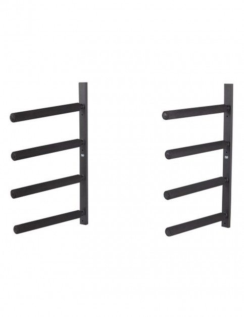 Northcore Quad Surfboard Rack - Black