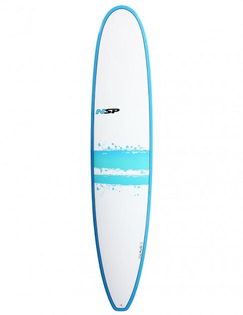 NSP Elements Longboard surfboard 9ft 2 - Blue