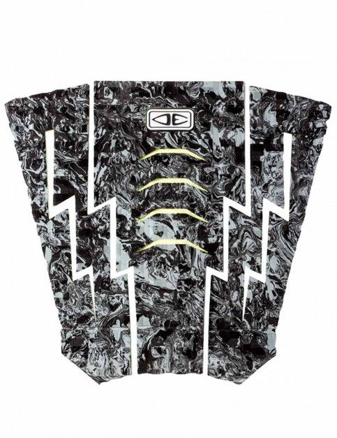 Ocean & Earth Bolt surfboard tail pad - Gray/Marble