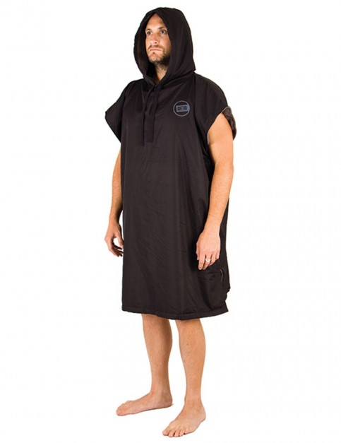 Ocean & Earth Perfect Storm Waterproof Poncho - Black