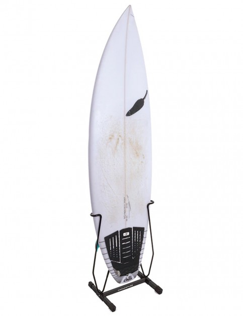 Ocean & Earth Single Vertical surfboard display rack - Black