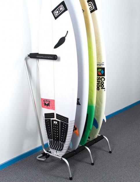 Ocean & Earth Free Standing Surfboard Rack - White