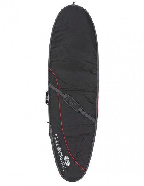 Ocean & Earth Aircon Longboard surfboard bag 10mm 9ft 2 - Black