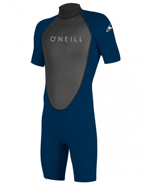 d9a080c3e842c New O'Neill Reactor II Shorty 2mm wetsuit 2019 - Abyss/Abyss