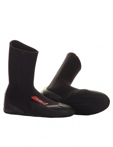 O'Neill Youth Epic 5mm wetsuit boots - Black