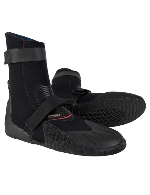 O'Neill Heat Round Toe 7mm wetsuit boots - Black