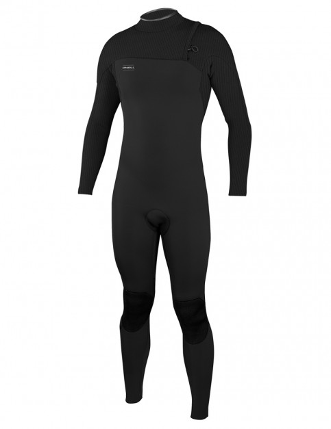 O'Neill HyperFreak Comp Zipless 4/3mm wetsuit 2018 - Black/Black/Black