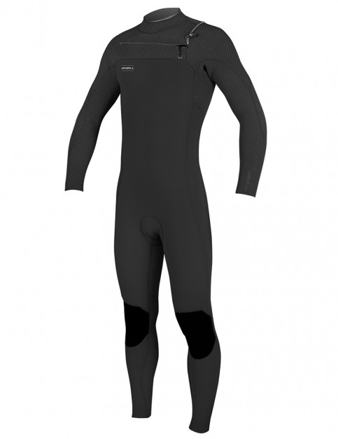 O'Neill HyperFreak Chest Zip 5/4mm wetsuit 2019 - Midnight Oil/Black