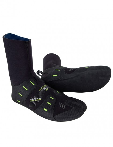 O'Neill Mutant Internal Split Toe 6/5/4mm wetsuit boots - Black