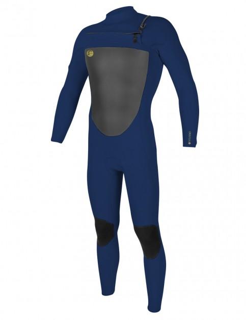 O'Neill O'Riginal Chest Zip 5/4mm wetsuit 2018 - Navy/Navy