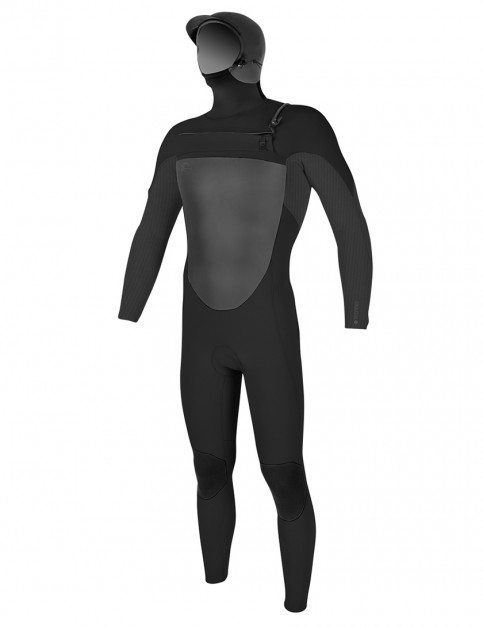O'Neill Original 6/5/4mm Hooded wetsuit 2019 - Black/Graphite