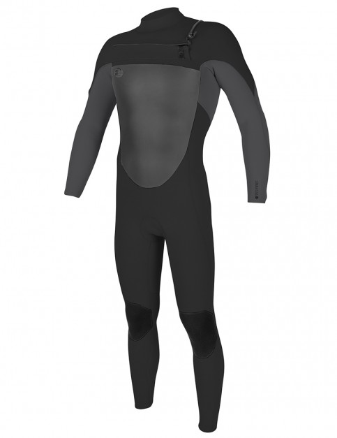 O'Neill Original Chest Zip 5/4mm wetsuit 2019 - Midnight Oil/Smoke