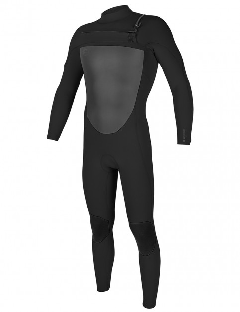 O'Neill O'Riginal Chest Zip 3/2mm wetsuit 2018 - Black/Black