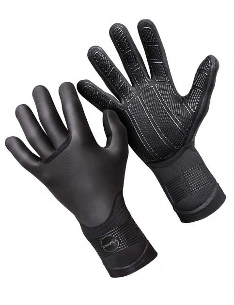O'Neill Psycho Tech 3mm wetsuit gloves - Black