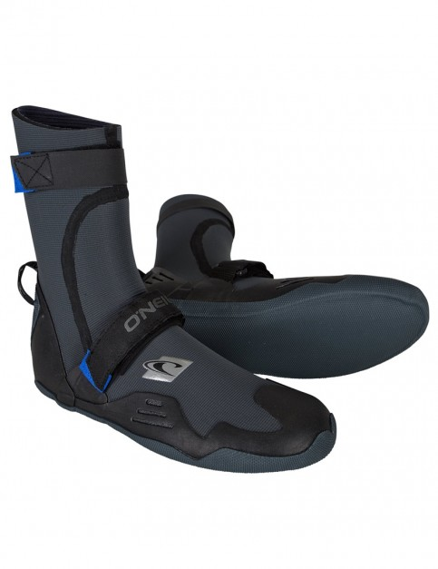 O'Neill Psycho Tech Round Toe 7mm wetsuit boots - Black