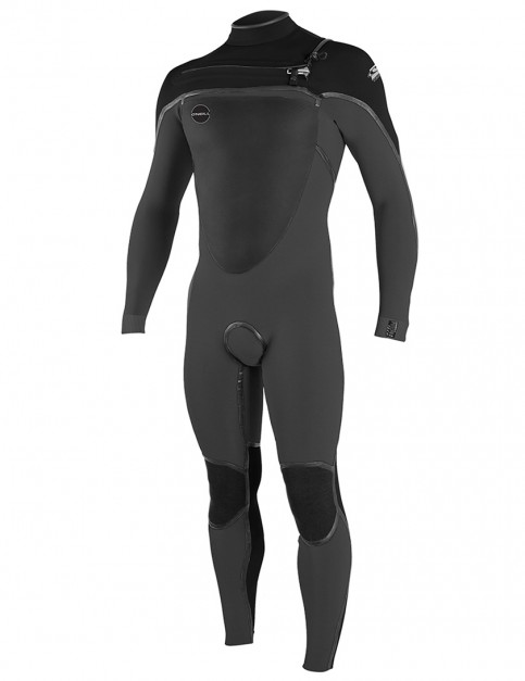 O'Neill Psycho Tech Chest Zip 5/4mm wetsuit 2019 - Midnight Oil/Black