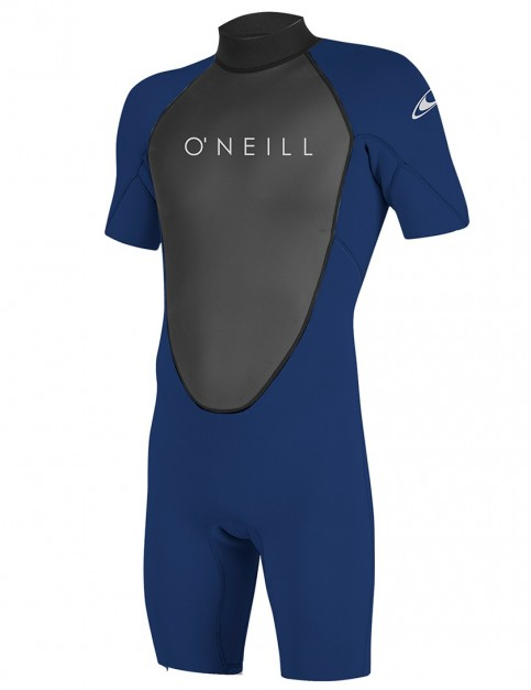 O'Neill Reactor II Shorty 2mm wetsuit 2018 - Navy/Navy