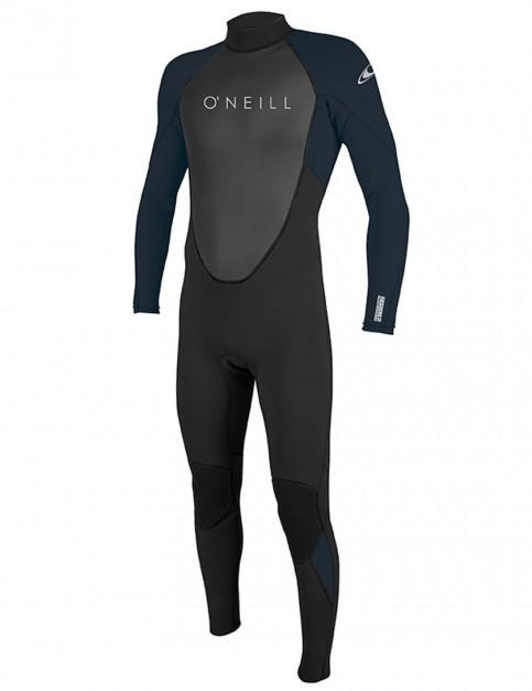 O'Neill Reactor II 3/2mm wetsuit 2018 - Black/Slate