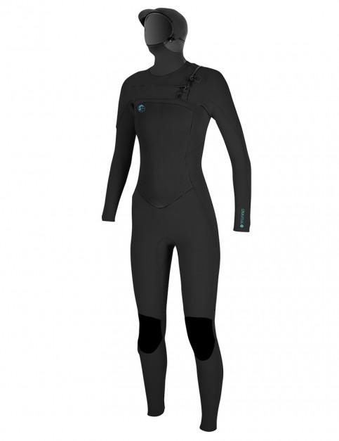 O'Neill Ladies O'Riginal 6/5/4mm Hooded wetsuit 2018 - Black/Black/Black