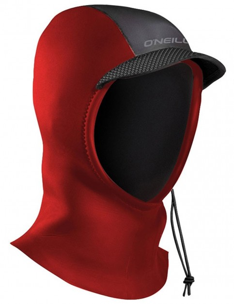 O'Neill Youth Psycho 3mm wetsuit hood - Red