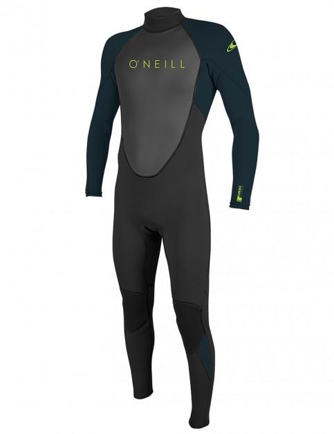 99dc20062622b New O'Neill Boys Reactor II 3/2mm wetsuit 2019 - Black/Slate