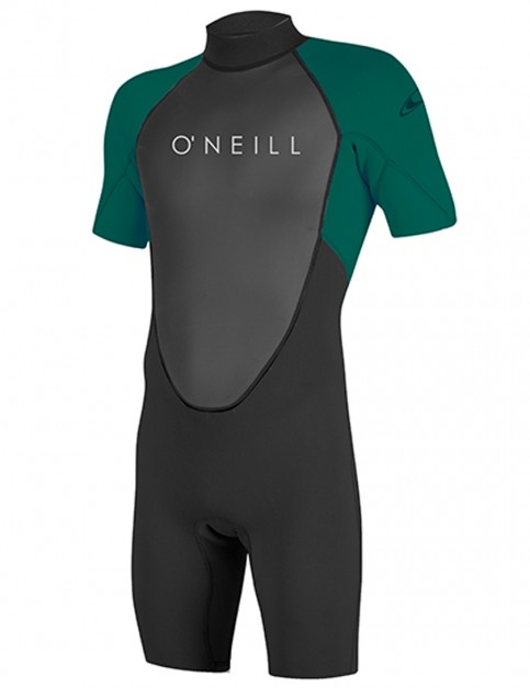 O'Neill Boys Reactor II Shorty 2mm wetsuit 2018 - Black/Reef